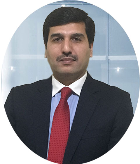 Sajjad Fazal, ACA (Pakistan), ACCA (United Kingdom)
