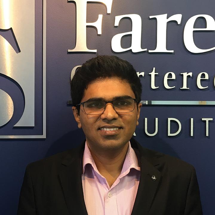 Rajeev Acharya, CA (India)